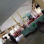Bwindi Community Hospital - childrens ward - community walk