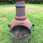 Chiminea to rent