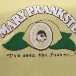 Mary Prankster tour shirt
