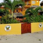 Seaside Cabanas Foto