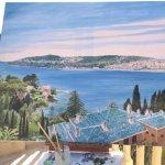 Cap Ferrat painting from the Villa Rothschild