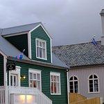 Restaurant Narfeyrarstofa