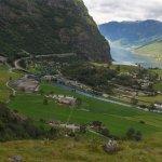 Brekkefossen Photo