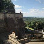 Photo of Koenigstein Fortress