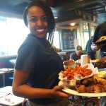 Our server Jurnee provided exceptional service