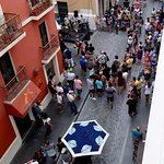 Sofo street music