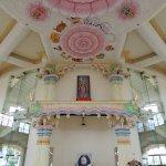Inside Vishalakshi Mantap