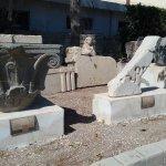 Roman Amphitheatre Foto