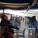 Downpour in Dubrovnik