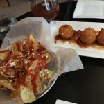The pimento cheese fritters are divine!Everything else was awesome too! We didn't have a single