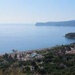Activité marche sportive - vue sur le Club Med