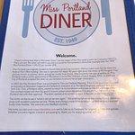 Miss Portland Diner