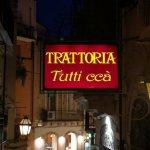 Photo of Trattoria Tutti cca