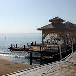 Pier cabana