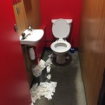 The lovely toilets...