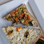 Ratatouille......on a sandwich!