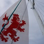 Mainsail of the Lionhart