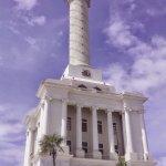 Monumento a Los Restauradores.    ElMonumento a los Héroes de la Restauraciónmejor conocido co