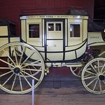 One of Numerous Stagecoaches in Collection