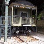 Luxury Rail Car