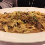 braised beef pappardelle.