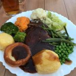Sunday roast.