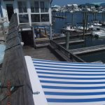 Dockside restaurant....Wrightsville Beach...