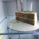 The most amazing carrot cake