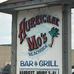 Hurricane Mo's sign