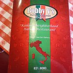 Photo of Bobby V's Italian Restaurant Pizzeria