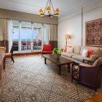 Kamehameha Suite Living Room