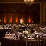 Gold Ballroom – Wedding Setup