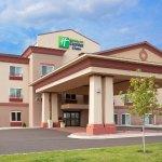 Holiday Inn Express Hotel & Suites Antigo Foto