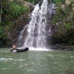 Ciangin Waterfall