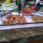 Conrad HK. Great food and wonderful swimming pool.