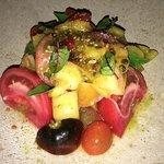 Heirloom salad - excellent