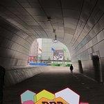 Dongdaemun Gate (Heunginjimun) Foto