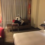 Room with a panda -:)