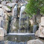 one waterfall
