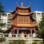the large pagoda