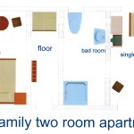 family room 3-5 persons