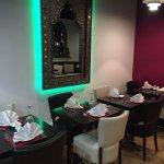 Taste of india interior