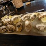 Kumamoto oysters - delicious