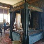 lit pour les invités
