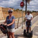 taken on the outsite of the old city of Chania - Kreta