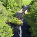 Take a walk down the river to the old mill!