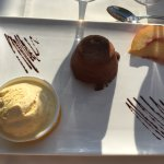Chocolate soufflé 😍
