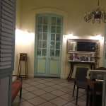 Hotel du parc..a nice French boutique in the heart of pondi