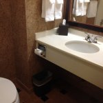 Washbasin & toilet