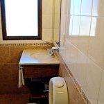 baño cabaña Fresa